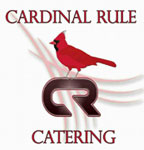 Cardinal Rule Catering - Logo